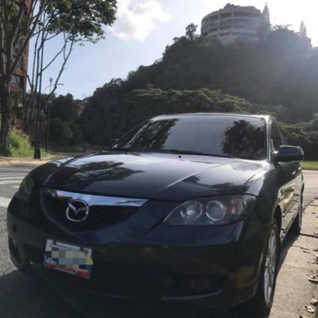 Mazda Mazda 3 2009 Mun. Libertador (Sur)