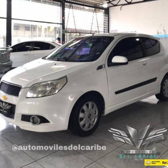 Chevrolet Aveo 2011 La Guaira