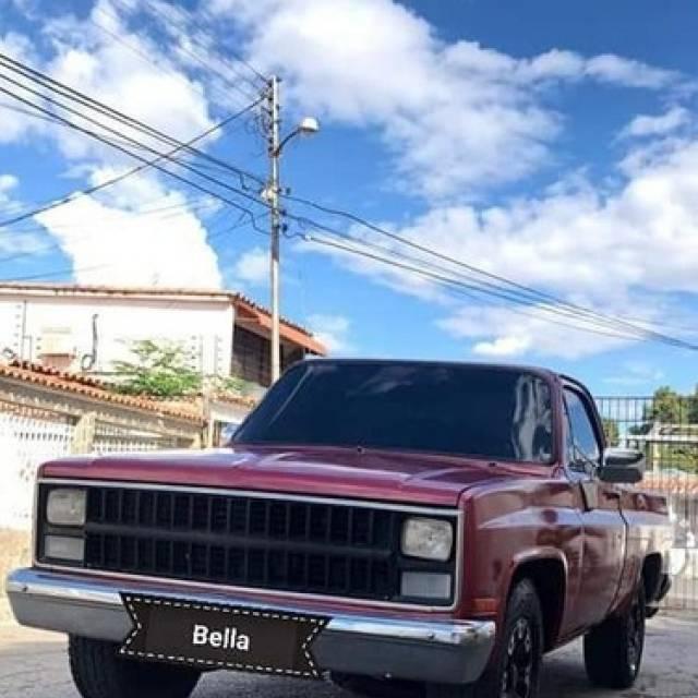 Chevrolet C-10 1986 Girardot (Maracay)